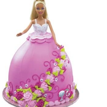 Barbie Cakes