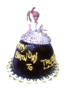 Beautiful Barbie cake