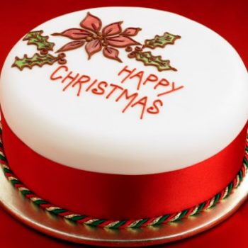 Designed Christmas Tree Cake Online Cake Delivery In