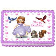 sofia Photo cake