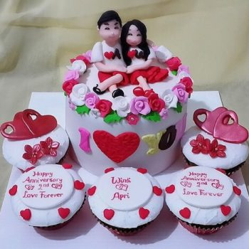 Gajula wedding cakes