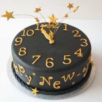 .New Year Cakes