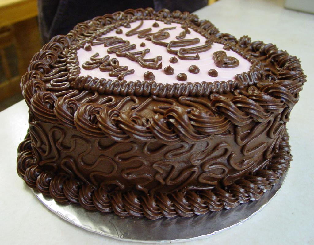 Birthday Cakes With Name Rahul ~ Birthday chocolate cake images with name editor the best cake of